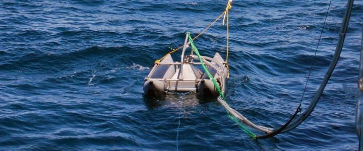 Sea Sweep sampling during WACS2